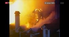 TV-Beitrag über die «Feuerwächter» im Kanton Bern (Casa Segura)